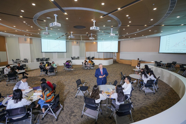 Đại học VinUni sẽ đào tạo những ngành gì, phương thức tuyển sinh như thế nào? - Ảnh 4.