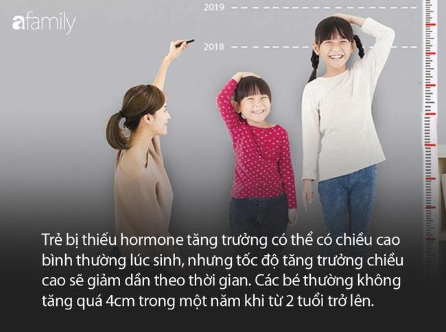 Đây là những nơi bố mẹ có thể đưa trẻ đi khám nếu thấy con thấp lùn, chậm tăng trưởng so với các bạn - Ảnh 1.