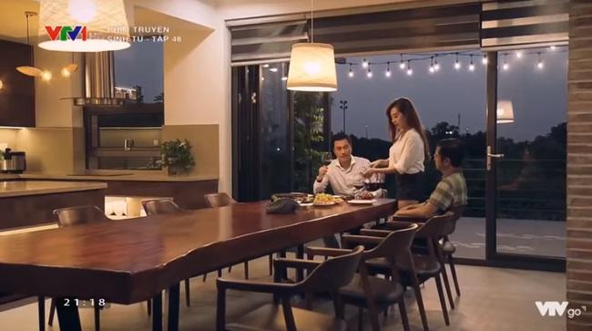 """""""Sinh tử"""" tập 48: Việt Anh rủ rê """"gái ngành"""" mới toanh về nhà hầu rượu, Quỳnh Nga sắp bị cho ra rìa? - Ảnh 6."""