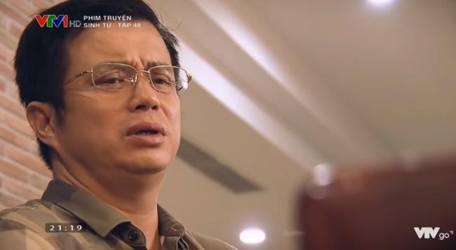 """""""Sinh tử"""" tập 48: Việt Anh rủ rê """"gái ngành"""" mới toanh về nhà hầu rượu, Quỳnh Nga sắp bị cho ra rìa? - Ảnh 5."""
