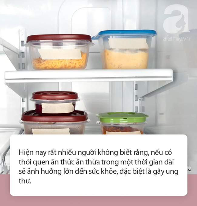 3 loại thức ăn thừa cần vứt bỏ, ngay cả bỏ tủ lạnh hay hâm nóng cũng vẫn gây bệnh - Ảnh 1.