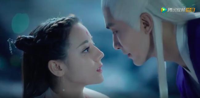 """Trailer đẹp mê hồn của """"Tam sinh tam thế Chẩm thượng thư"""", có cả cảnh Địch Lệ Nhiệt Ba hôn môi - Ảnh 3."""