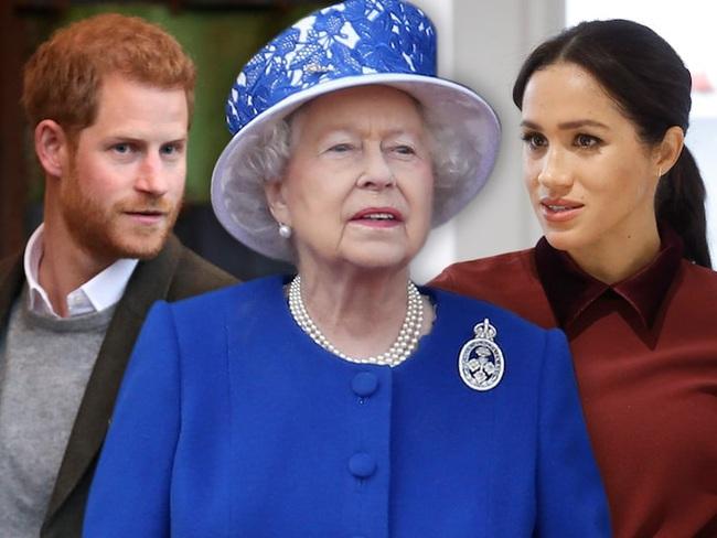 HOT: Vợ chồng Meghan Markle từ bỏ tước hiệu hoàng gia, Nữ hoàng Anh nói lời cảm ơn cặp đôi trong thông báo mới nhất - Ảnh 3.
