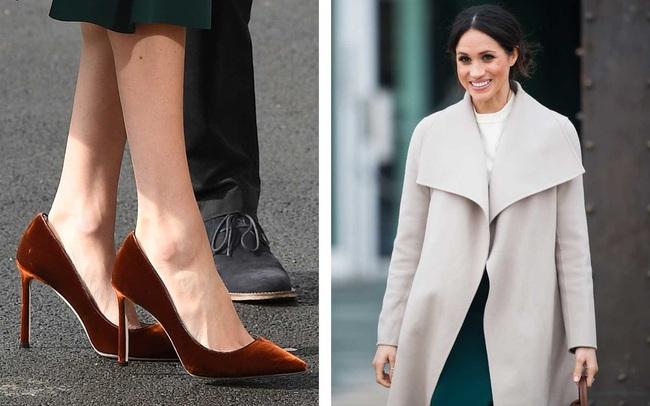 Khi các mỹ nhân trời Tây diện giày cao gót rộng ngoác: Không phải lớ ngớ vớ sai giày, mà là một chiêu bài tuyệt hay - Ảnh 4.