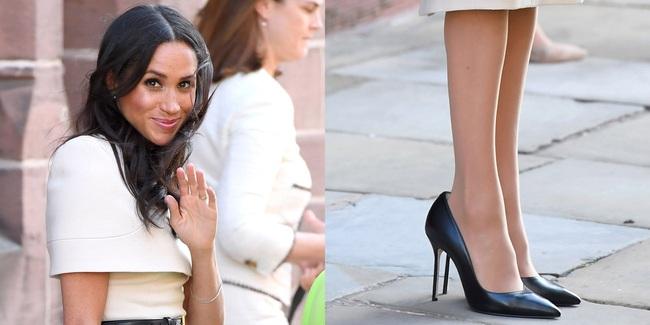 Khi các mỹ nhân trời Tây diện giày cao gót rộng ngoác: Không phải lớ ngớ vớ sai giày, mà là một chiêu bài tuyệt hay - Ảnh 5.