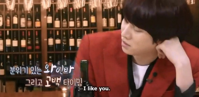 """Soi lại loạt khoảnh khắc """"liếc mắt đưa tình"""" của Heechul và MOMO mới thấy: Đi show đúng là nơi chắp cánh tình yêu! - Ảnh 10."""