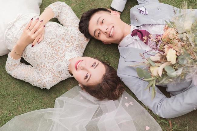 """Vợ Phan Văn Đức khoe bộ ảnh cưới nhận về số lượt like kỷ lục, tuy nhiên có một tấm hình nhìn sao cũng thấy """"sai sai"""" - Ảnh 6."""