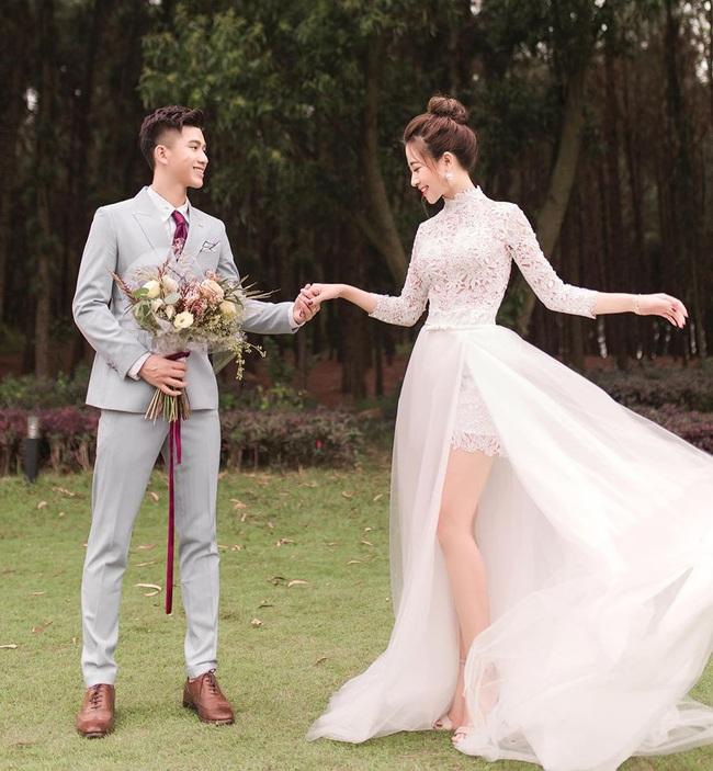 """Vợ Phan Văn Đức khoe bộ ảnh cưới nhận về số lượt like kỷ lục, tuy nhiên có một tấm hình nhìn sao cũng thấy """"sai sai"""" - Ảnh 8."""