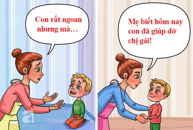"""Bố mẹ khéo léo áp dụng phương pháp """"Bánh sandwich"""" để dạy dỗ con: Nghe thì lạ nhưng đảm bảo rất hiệu quả - Ảnh 4."""