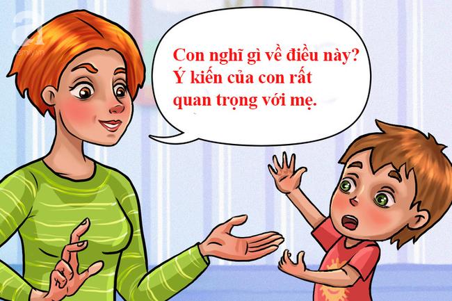 """Bố mẹ khéo léo áp dụng phương pháp """"Bánh sandwich"""" để dạy dỗ con: Nghe thì lạ nhưng đảm bảo rất hiệu quả - Ảnh 6."""