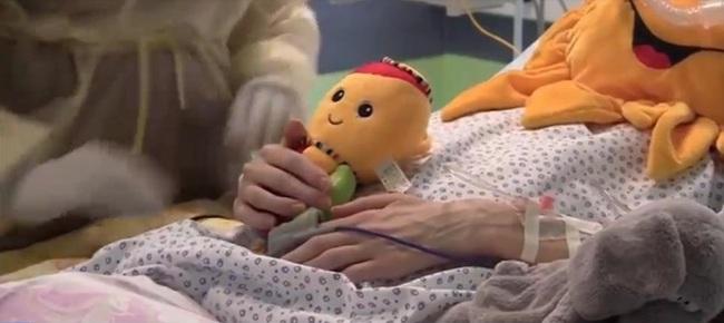 Bé gái chào đời khỏe mạnh sau khi sống 117 ngày trong bụng mẹ dù mẹ đã bị chết não từ tuần 15 của<b style=color:#FA5742><i> thai kỳ </i></b>- Ảnh 3.