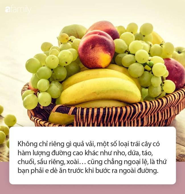 Ăn vải và một loạt trái cây này, hay uống siro ho..., bạn cũng có nguy cơ bị phạt thổi nồng độ cồn!  - Ảnh 4.