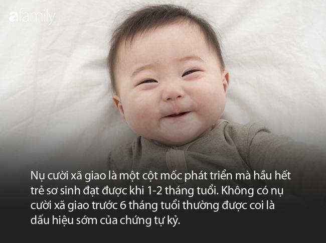 Trước sinh nhật đầu tiên, nếu bé không có bất kì cử chỉ nào, có thể đó là dấu hiệu sớm của chứng tự kỷ - Ảnh 2.