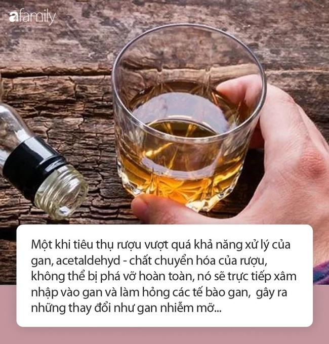 Cách uống rượu trong ngày Tết để bảo vệ gan và sức khỏe thể chất - Ảnh 1.