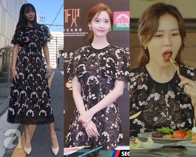 Bà xã Lee Byung Hun chụp ảnh thiếu sáng mà vẫn đẹp ngang ngửa Yoona, Son Ye Jin khi đụng váy - Ảnh 6.