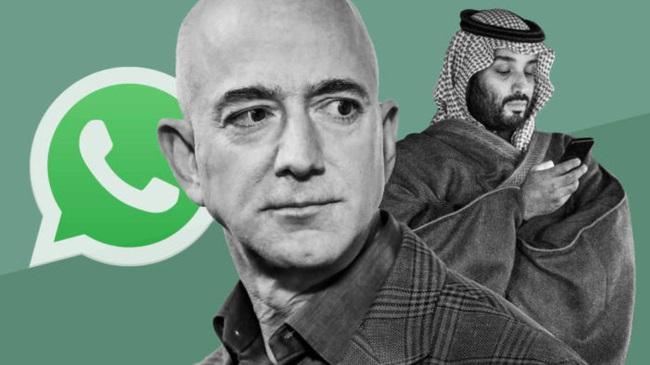 Thái tử Saudi hack điện thoại của tỷ phú Amazon, phanh phui chuyện ngoại tình khiến thế giới chấn động - Ảnh 1.