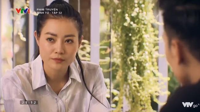 """""""Sinh tử"""" tập 52: Trong khi Quỳnh Nga đang lo sợ Việt Anh """"lấy mạng"""" thì Thanh Hương lại quyết chống đối tới cùng - Ảnh 3."""