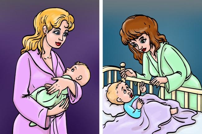 """Bộ tranh minh họa """"Mẹ là siêu nhân"""" tả thật đến nỗi ai xem cũng phải gật gù đồng ý - Ảnh 2."""