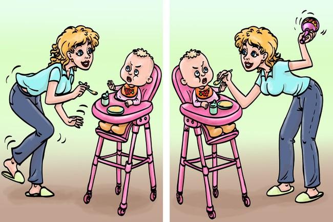 """Bộ tranh minh họa """"Mẹ là siêu nhân"""" tả thật đến nỗi ai xem cũng phải gật gù đồng ý - Ảnh 3."""