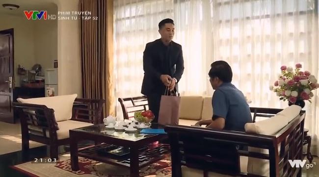 """""""Sinh tử"""" tập 52: Trong khi Quỳnh Nga đang lo sợ Việt Anh """"lấy mạng"""" thì Thanh Hương lại quyết chống đối tới cùng - Ảnh 5."""