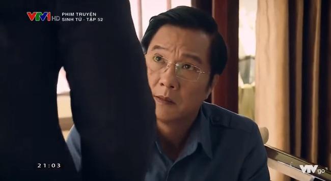"""""""Sinh tử"""" tập 52: Trong khi Quỳnh Nga đang lo sợ Việt Anh """"lấy mạng"""" thì Thanh Hương lại quyết chống đối tới cùng - Ảnh 6."""