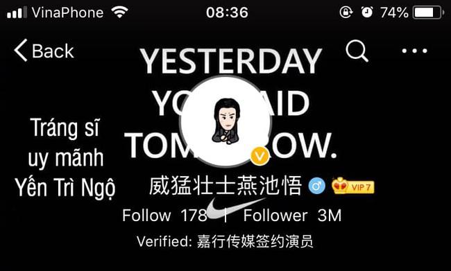 """""""Tam Sinh tam thế Chẩm thượng thư"""": Weibo náo loạn vì Địch Lệ Nhiệt Ba bất ngờ đổi tên gọi - Ảnh 4."""