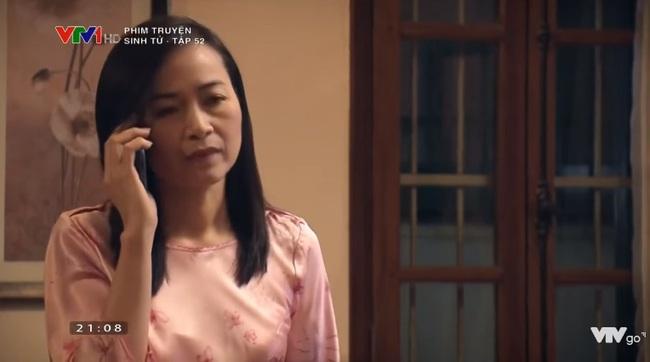 """""""Sinh tử"""" tập 52: Trong khi Quỳnh Nga đang lo sợ Việt Anh """"lấy mạng"""" thì Thanh Hương lại quyết chống đối tới cùng - Ảnh 10."""