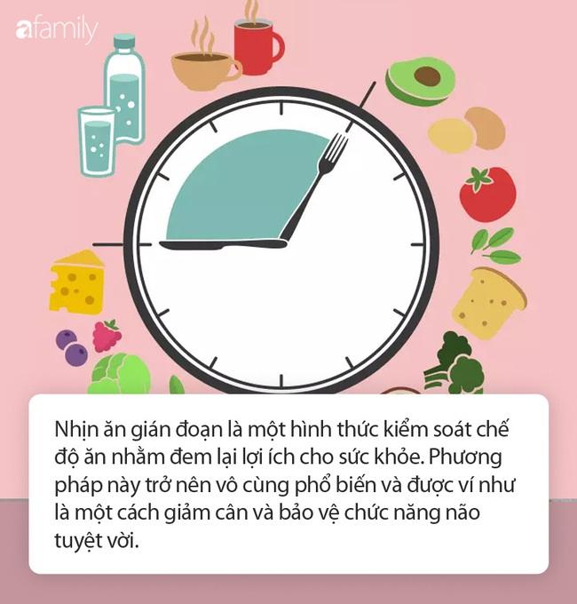 """Phương pháp nhịn ăn gián đoạn an toàn giúp cải thiện sức khỏe sau một thời gian ăn uống """"thả ga"""" trong kỳ nghỉ - Ảnh 1."""