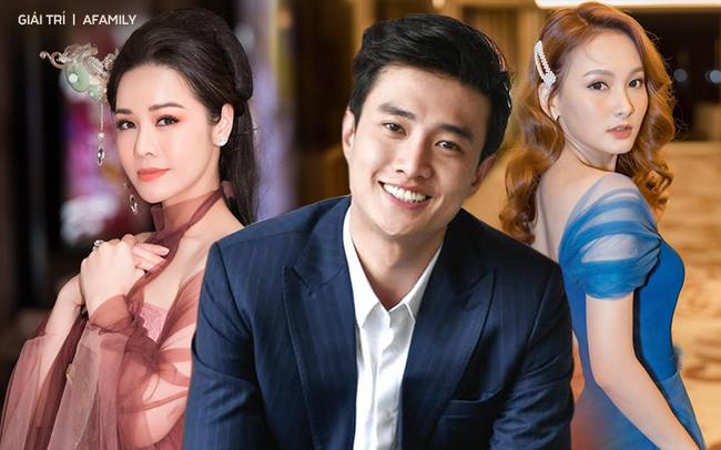 Đổi vận nhờ đóng phim là có thật: Quốc Trường thành con rể quốc dân, My Sói - Thu Quỳnh đánh bật scandal ly hôn chồng cũ - Ảnh 1.