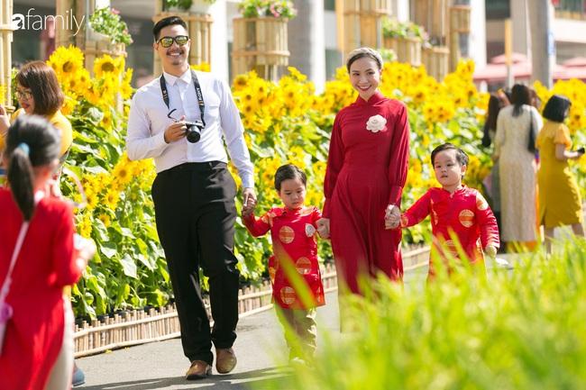 hot family quỳnh trâm - Ảnh 3.