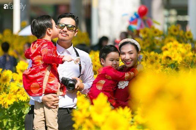 hot family quỳnh trâm - Ảnh 11.