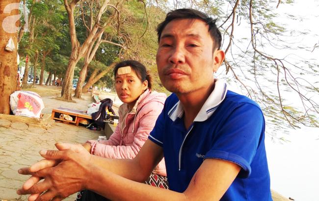 Hà Nội: Những người không có nơi để về ăn Tết, chỉ mong màn đêm nhanh xuống - Ảnh 11.