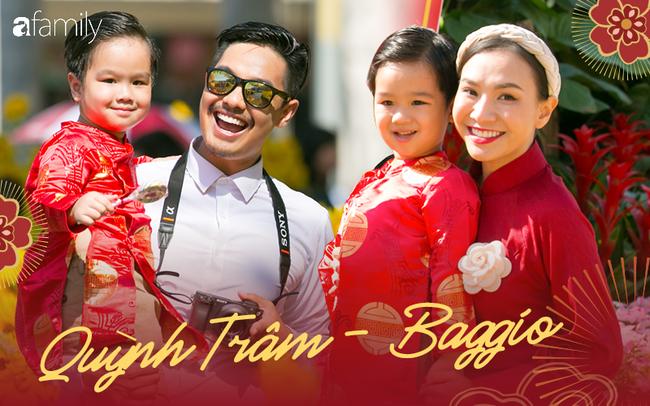 Hot family Quỳnh Trâm – Baggio và những cái Tết ở cạnh bên nhau - Ảnh 1.
