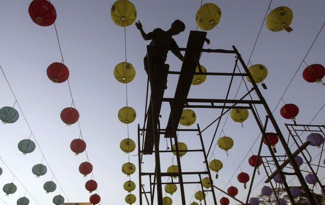 Hàng triệu người trên thế giới chào đón Tết Nguyên Đán Canh Tý 2020: Trung Quốc có một dịp Tết khác lạ, Việt Nam lung linh trên báo nước ngoài - Ảnh 9.