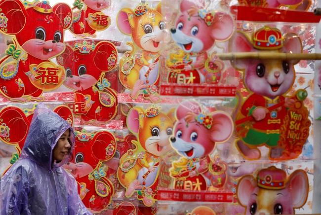 Hàng triệu người trên thế giới chào đón Tết Nguyên Đán Canh Tý 2020: Trung Quốc có một dịp Tết khác lạ, Việt Nam lung linh trên báo nước ngoài - Ảnh 2.