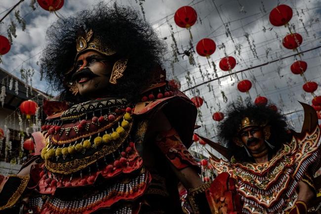 Hàng triệu người trên thế giới chào đón Tết Nguyên Đán Canh Tý 2020: Trung Quốc có một dịp Tết khác lạ, Việt Nam lung linh trên báo nước ngoài - Ảnh 10.