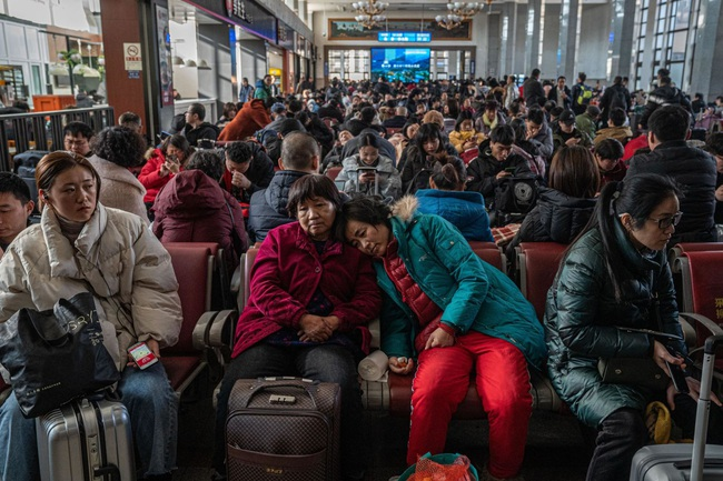 Hàng triệu người trên thế giới chào đón Tết Nguyên Đán Canh Tý 2020: Trung Quốc có một dịp Tết khác lạ, Việt Nam lung linh trên báo nước ngoài - Ảnh 4.