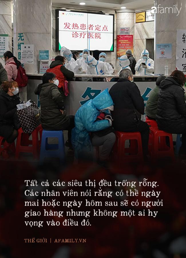 Ngày Tết ở tâm dịch Vũ Hán: Đón năm mới bằng vài quả trứng rán và cà chua cùng nỗi bức xúc không phải ai cũng thấu - Ảnh 5.