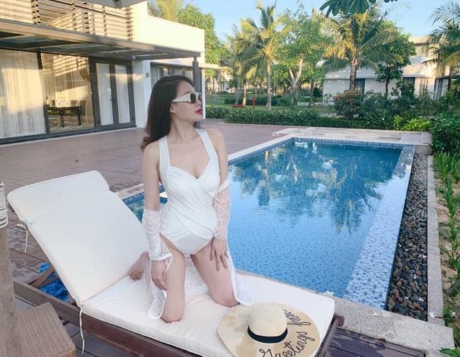 3 tuần sau khi sinh đôi, bà xã MC Thành Trung đã gầy hơn cả thời con gái, bí quyết đơn giản ngoài sức tưởng tượng - Ảnh 2.