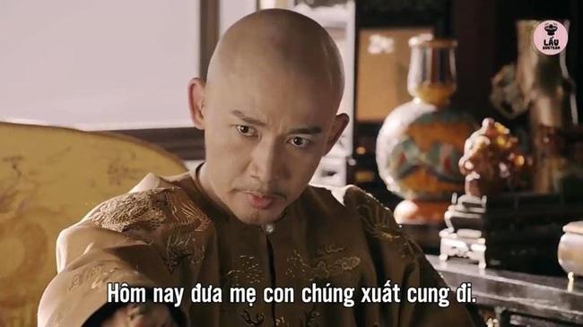 """""""Diên Hi công lược"""" ngoại truyện: Càn Long sống bên Ngụy Anh Lạc - Ngô Cẩn Ngôn mà vẫn nhớ Phú Sát Hoàng hậu  - Ảnh 9."""