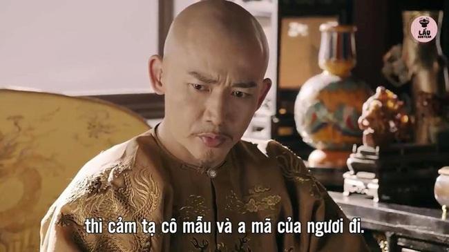 """""""Diên Hi công lược"""" ngoại truyện: Càn Long sống bên Ngụy Anh Lạc - Ngô Cẩn Ngôn mà vẫn nhớ Phú Sát Hoàng hậu  - Ảnh 11."""