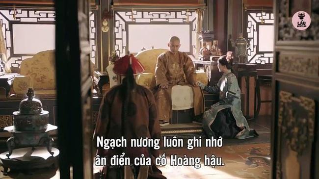"""""""Diên Hi công lược"""" ngoại truyện: Càn Long sống bên Ngụy Anh Lạc - Ngô Cẩn Ngôn mà vẫn nhớ Phú Sát Hoàng hậu  - Ảnh 6."""