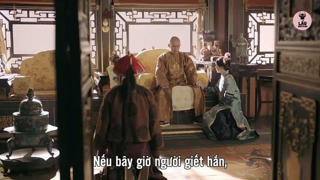 """""""Diên Hi công lược"""" ngoại truyện: Càn Long sống bên Ngụy Anh Lạc - Ngô Cẩn Ngôn mà vẫn nhớ Phú Sát Hoàng hậu  - Ảnh 7."""
