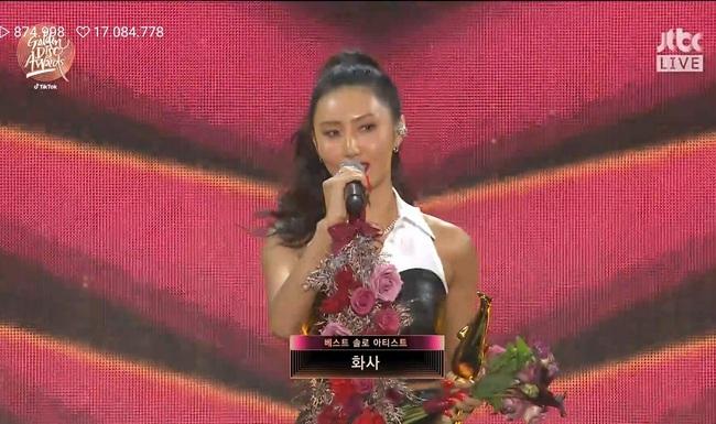 """Golden Disc Awards: Trãnh cãi Jennie (BLACKPINK), Taeyeon hụt cúp, """"em út"""" MAMAMOO nhận giải liệu có xứng đáng? - Ảnh 3."""