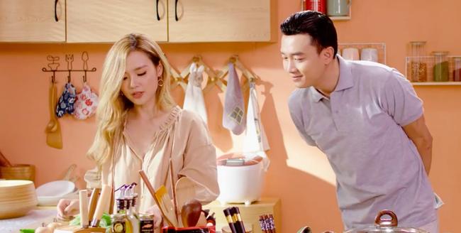 Đã điển trai còn nấu ăn ngon bảo sao Midu lại thích thú đến vậy khi đến nhà thưởng thức bữa tối do chính Quốc Trường tự tay vào bếp - Ảnh 6.