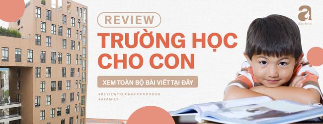 1 trường quốc tế ở Hà Nội đẹp như thước phim Hàn, học phí lại không quá đắt đỏ: Danh sách học sinh cũ có 1 người đang gây bão MXH - Ảnh 18.