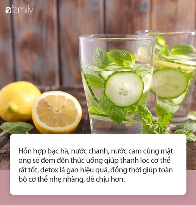 Thải độc gan siêu dễ với món đồ uống làm từ nguyên liệu bếp nhà ai cũng có sẵn lại rẻ bèo - Ảnh 4.