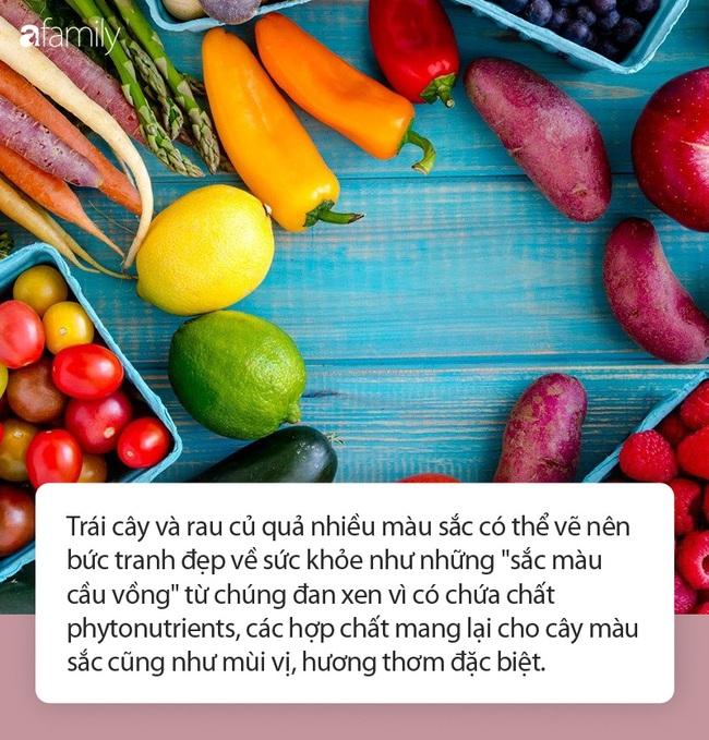 """Tô màu bữa ăn của gia đình với những thực phẩm mang """"màu sắc cầu vồng"""", bạn không bao giờ phải hối hận bởi lợi ích siêu tuyệt vời nó đem lại - Ảnh 1."""
