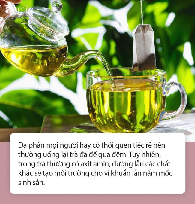 Ung thư, gãy xương sẽ đến nhanh hơn nếu cứ duy trì uống 8 loại trà này, chị em có mê cỡ nào cũng chớ dại mà uống tiếp - Ảnh 3.