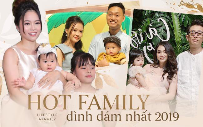 """Hot family nổi bật nhất 2019: Các """"tân binh"""" bắt đầu soán ngôi MXH, """"cựu binh"""" duy trì phong độ thần tượng team bỉm sữa - Ảnh 1."""